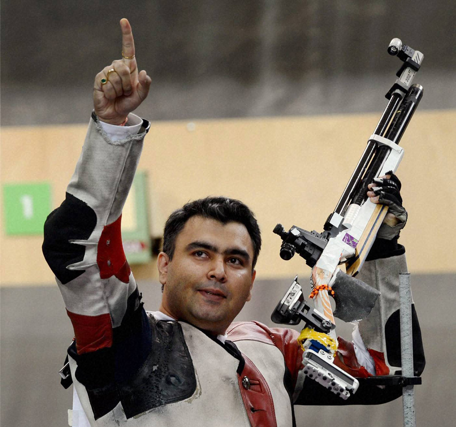 Gagan Narang - One of the best shooter of India