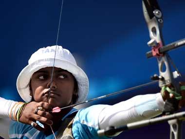 File photo of Deepika Kumari. Getty Images