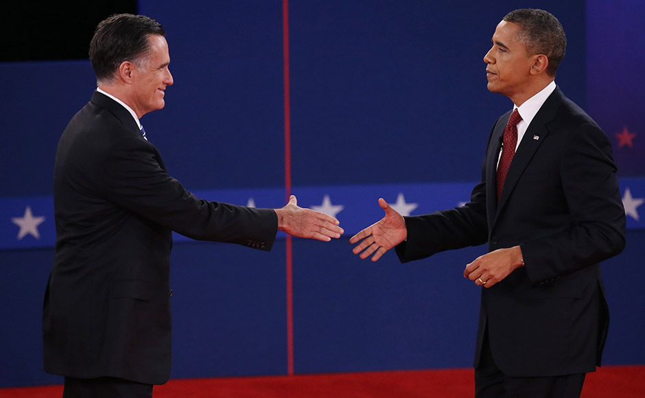 leadership and management obama and romney
