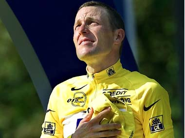 Lance Armstrong needs to come out with the truth. AP