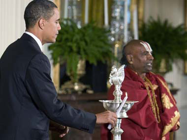 White House Hosts Diwali Celebrations For Indian Americans