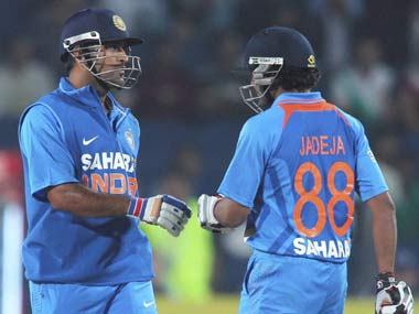 Dhoni, Jadeja will be vital for India. PTI