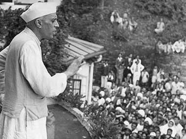 Jawaharlal Nehru Speech
