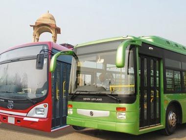 DTC Bus Routes to Dwarka