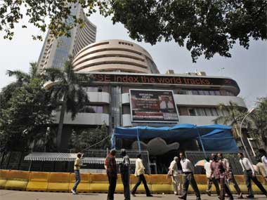 Bombay Stock Exchange. Reuters