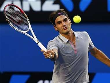 File picture of Roger Federer. Reuters
