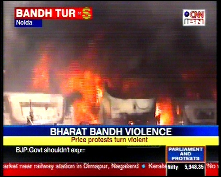 Screen grab/ ibnlive