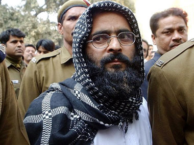 In Afzal Guru's case, the timing has been the same as in the case of Kasab – ahead of a potentially stormy parliament budget session and a bunch of assembly elections. AFP