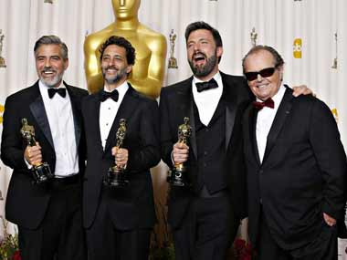 Argo the only film on America to win big this Oscars. Reuters