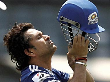 File photo of Sachin Tendulkar. PTI