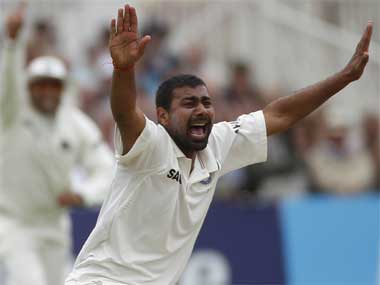 Praveen Kumar has been suspended by the BCCI. Reuters