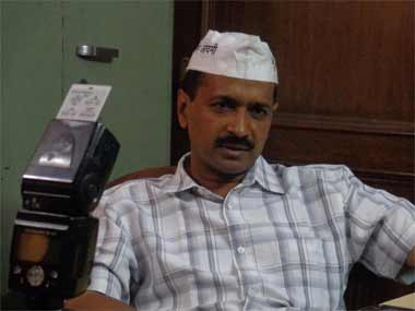 Kejriwal: Danish Raza/Firstpost