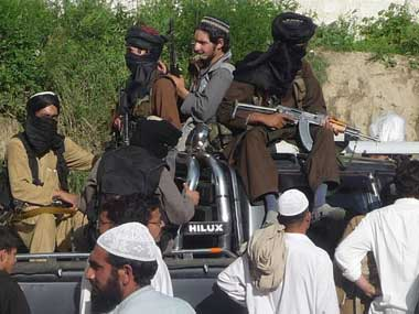 Pakistan militants. Reuters