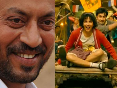 Barfi a better movie than Paan Singh Tomaar?