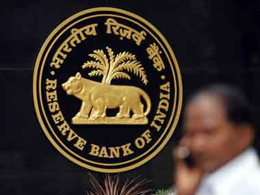 The RBI logo. Reuters