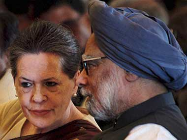 The UPA has lost the will to govern. PTI