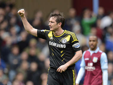 Lampard has had a brilliant season. Reuters