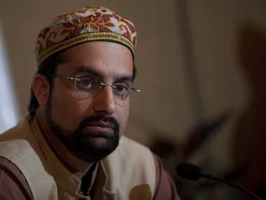 Hurriyat Conference chairperson Mirwaiz Umer Farooq. AFP