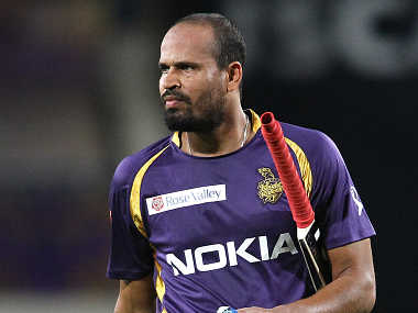 Yusuf kicked KKR out of the tournament. BCCI