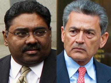 Rajat Gupta and Raj Rajaratam. Firstpost