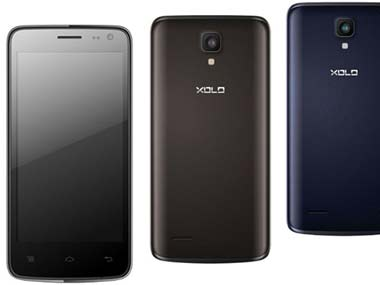 Official company release of the Xolo devices