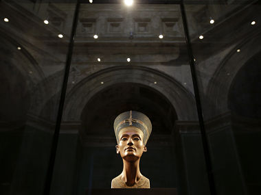File picture of The Nefertiti bust. Reuters