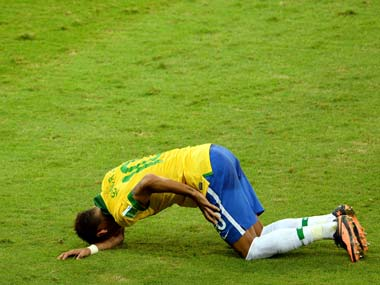Another good performance in the final against Spain on Sunday and few will be able to dismiss him as the future of Brazilian football. Getty Images