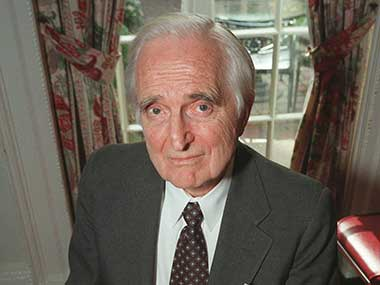 David Engelbart in this file photo. AP