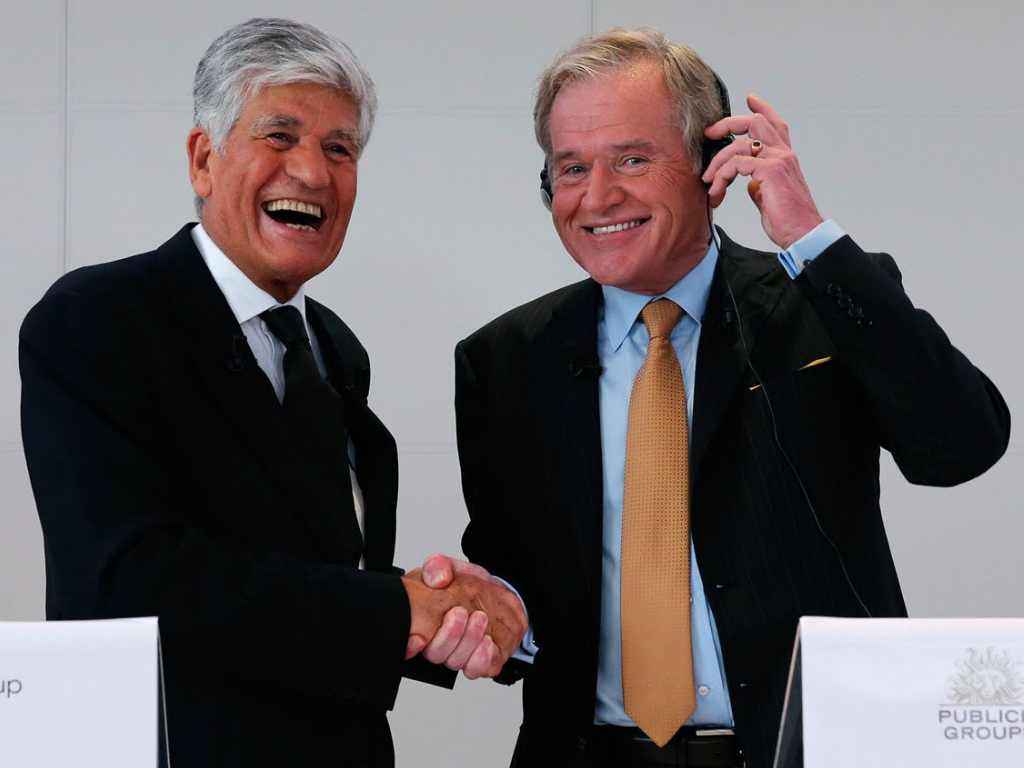 Exclusive interview with Maurice Levy and John Wren