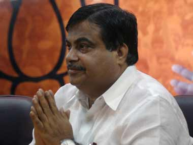 Gadkari resigned as BJP President in January this year after Purti Group companies faced allegations of dubious fundings and came under the I-T Department scanner
