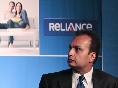 Anil Ambani, chairman of Reliance Capital -- Reuters