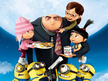 Despicable Me 2. Courtesy: Facebook
