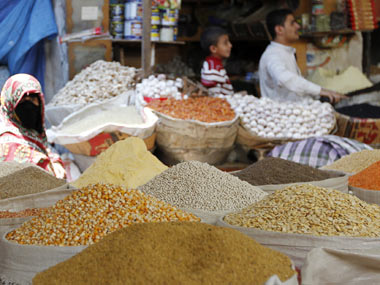 Cheaper grains for the poor. Reuters