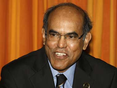 RBI Governor D Subbarao. Reuters