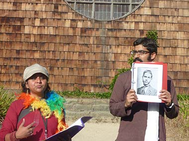 Barnali Ghosh and Anirvan Chatterjee tell the story of Kartar Singh Sarabha and the Ghadar party.