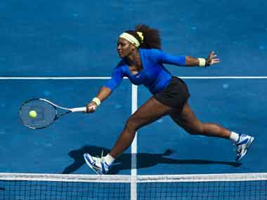 File photo of Serena Williams. AP