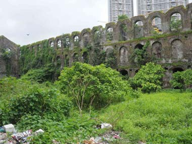 Shakti Mills in Lower Parel, Mumbai. Firstpost
