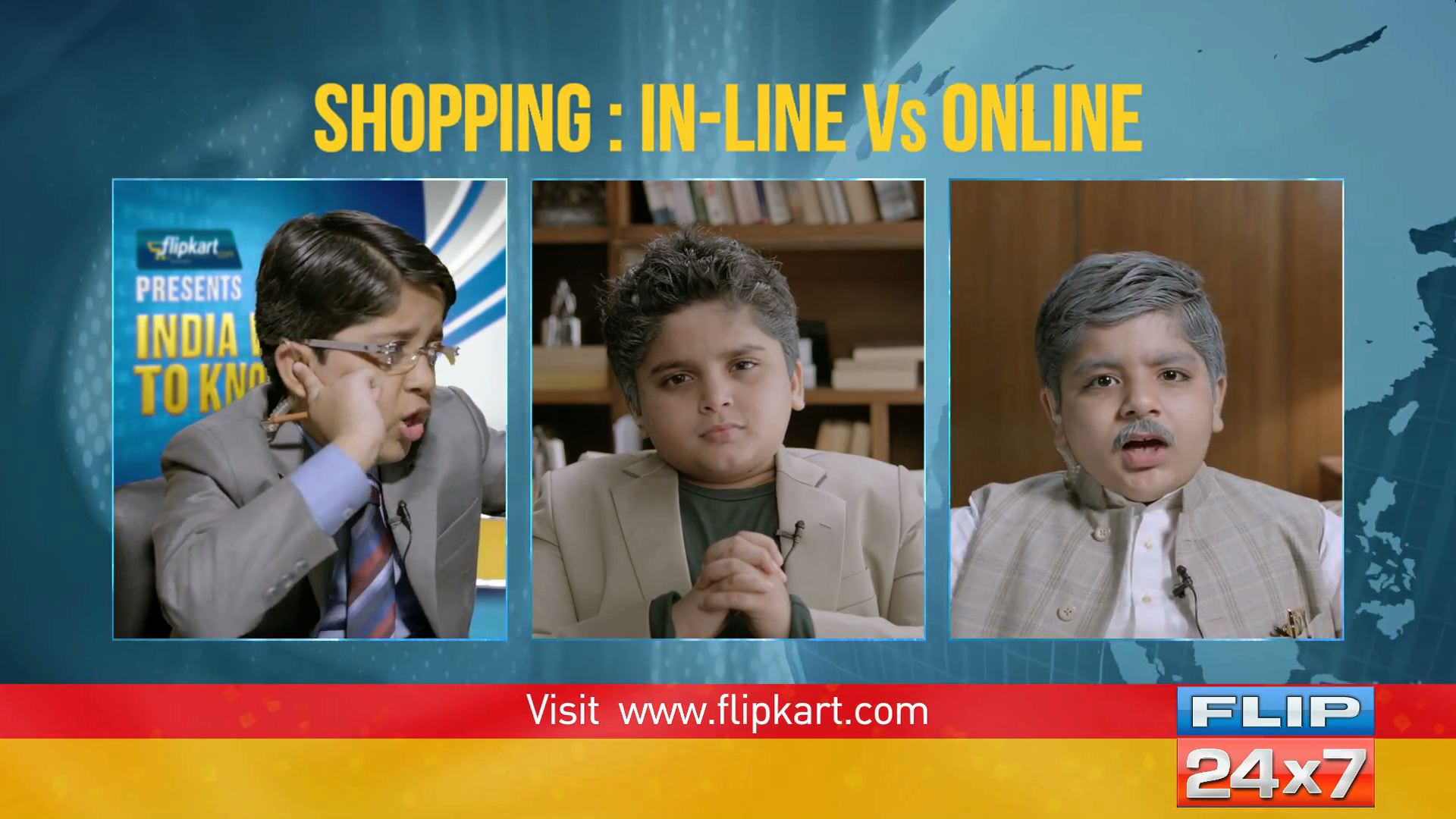 Flipkart tells Indians what we want to know
