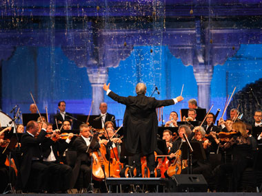 Zubin Mehta playing in Kashmir: Reuters