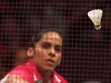 Saina Nehwal has not had the greatest 2013 but she hopes to get it together in 2014. Reuters