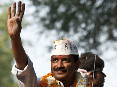 AAP will decimate Congress, benefit BJP: Credit Suisse