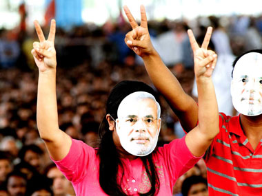 The numbers do not really confirm a 'wave' for the BJP: Naresh Sharma/Firstpost