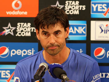Stephen Fleming, coach of The Chennai Super Kings. BCCI