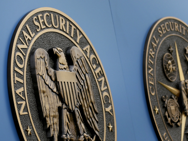National Security Agency. AP image