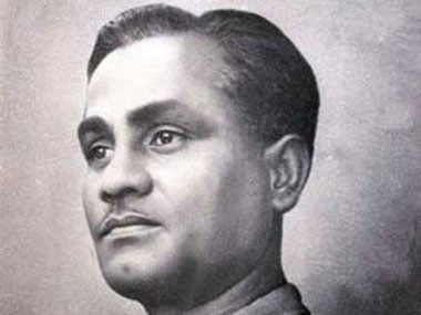 File image of Dhyan Chand. Photo courtesy: Ibnlive