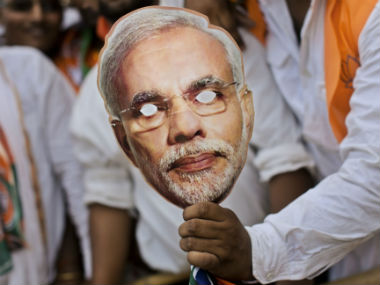 Modi is watching: Associated Press