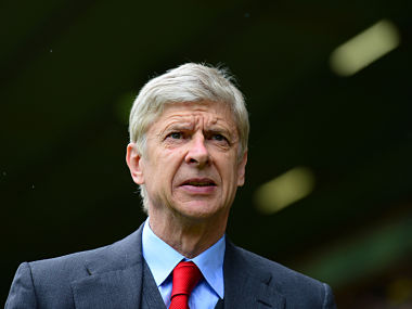 File picture of Arsene Wenger. Getty