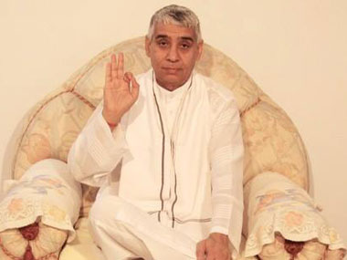 Sant Rampal. Image courtesy: Facebook page.