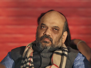 BJP national president Amit Shah was in Kochi on Friday. Reuters/file