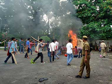 Agartala clashes: 17 injured as tribals demand 'Twipra land', a separate state for themselves